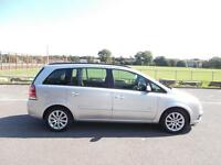 Vauxhall Zafira 1.6i 16v ( a/c ) COMPELTE WITH MOT HPI CLEAR INCLUDED WARRANTY