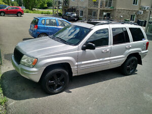 2004 Jeep Grand Cherokee Transmission selec-trac