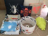 Bug/Insect Bedroom Set/Bundle