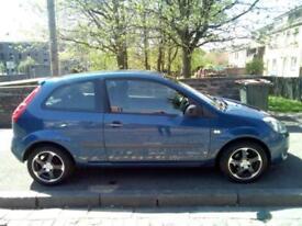 Ford Fiesta 1.4 Zetec Climate 2006 (56)**Full Years MOT**Low Mileage**£1795