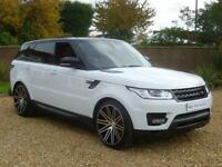 2014 64, Land Rover Range Rover Sport 3.0SD V6 HSE DYNAMIC + 1 OWNER FROM NEW