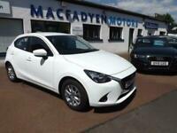 2018 Mazda 2 1.5 SE PLUS 5d 74 BHP Hatchback Petrol Manual