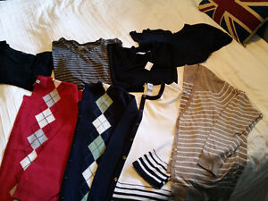 LADIES SIZE XL ASSORTMENT OF USED CLOTHING