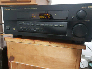 Pioneer multi channel 5.1 receiver VSX-D510