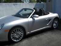 2006 Porsche BoxsterS Convertible, Automatic payé $107,000 neuve