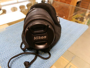 Nikon DX AFS-VR 55-300 F4-5.6 lens