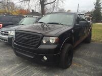 FORD F 150 HARLEY DAVIDSON EDITION 4x4 - LEATHER - SUNROOF