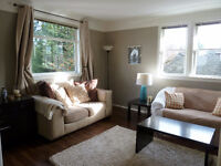 Bright 1 Bedroom Main Floor Suite - Available March 1st