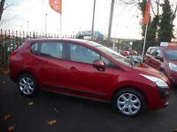 Peugeot 3008 HDI ACCESS (met red) 2013