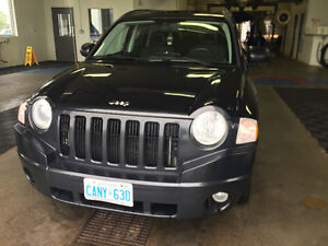 2008 Jeep Compass SUV, Crossover 4x4