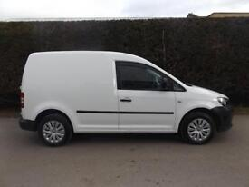 Volkswagen Caddy C20 1.6 Tdi - No VAT - Only 31k Miles