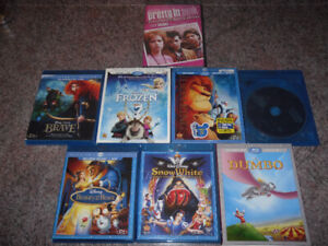Disney + Pixar Blu-Rays and many more - IMAX - new additions