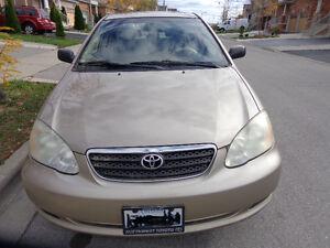 2006 Toyota Corolla CE Sedan-Power Windows & Sunroof