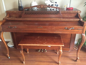 good condition piano for sale