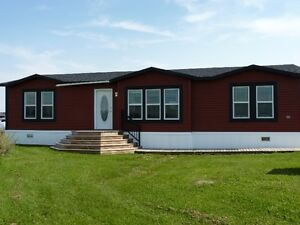CLEARANCE!!1408 SF Sectional Modular Home for Immediate Delivery