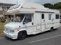 Bessacarr AUTOCRUISER 1998 6 Berth, U-Shape Lounge, Roof Box, Awning, 40K Miles!