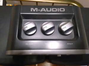 M audio fast track uad rme audio interface focusrite presonus