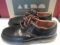 Men's Black Leather shoes