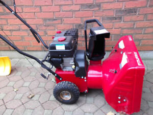 Snow blower , Murray 2-stage