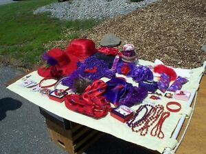 Red Hatter Accessories