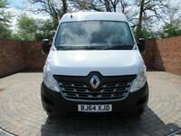 RENAULT MASTER MM33 BUSINESS MWB 110 BHP BLUETOOTH 3 SEATS