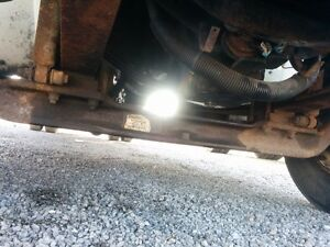 Eaton/Spicer Steer axle from 2004 International DuraStar 4600