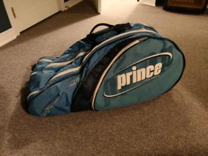 sac de tennis prince pro tour (vintage)