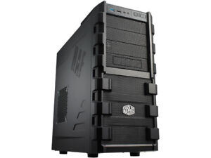 Cooler Master Haf 912 Mid Tower Atx Case WITH DVD! High Airflow