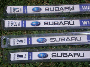 Subaru  factory original wipers