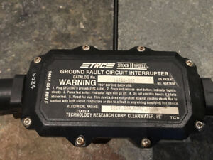30 Amp Inline GFCI for RV