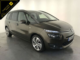 2015 CITROEN C4 GRAND PICASSO EXCL + BLUE HDI 1 OWNER SERVICE HISTORY FINANCE PX