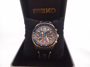 BRAND NEW - Seiko Prospex Aviation Watch $985 Retail