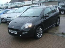 Fiat Punto Manual Petrol JET BLACK 2 Black 2014 51000 PETROL MANUAL 2014/64