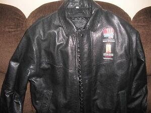 2010 IIHF World Junior Championship Leather Jacket London Ontario image 6