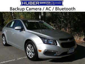 2016 Chevrolet Cruze Limited Turbo/Sunroof//Backup Camera