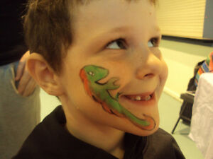 Birthday Parties & Community Events...  Face Painting! Peterborough Peterborough Area image 4