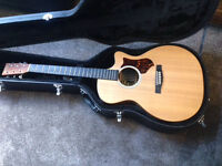 Martin and co electro acoustic guitar GPCPA5K