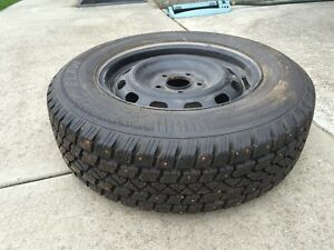 4ea. Arctic Claw Studded Winter tires