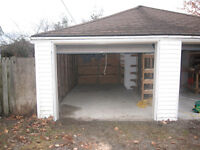 Car Storage,Private garage,Merivale/Baseline Area