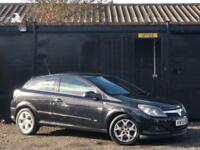 2005 VAUXHALL ASTRA 1.6 SXI + 3 DOOR COUPE + ALLOYS + 1 LADY OWNER FROM NEW