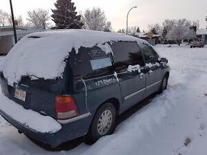 2003 Ford Windstar Minivan not running