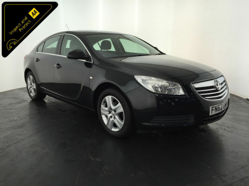 2012 62 VAUXHALL INSIGNIA EXCLUSIV CDTI SERVICE HISTORY FINANCE PX WELCOME