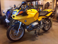 As new BMW R1100S