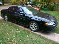 2001 Chevrolet Monte Carlo Other