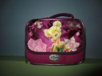"""DISNEY FAIRIES"" TINKERBELL LUNCH BAG - NEW!"
