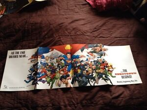 Comic Related Posters and Stuff: $55