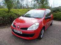 Renault Clio 1.2 16v 75 Freeway manual excellent on fuel low mileage cheap car