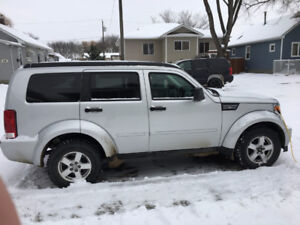 2008 Dodge Nitro SXT *SAFETIED*