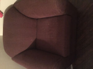 Coach and Chair for Sale