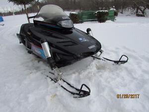 SNOWMOBILE-FOR PARTS